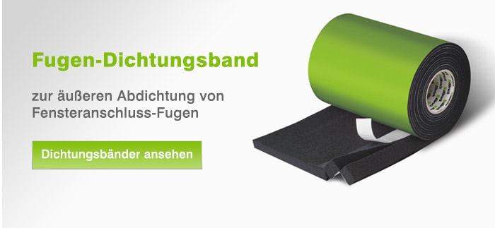 Fugen-Dichtungsband